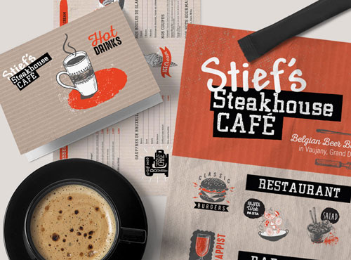 Stief'Steakhouse Café